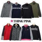 [THINK PINK] 남여 F/W 기모 자켓/스웨터 8종 택1_GA