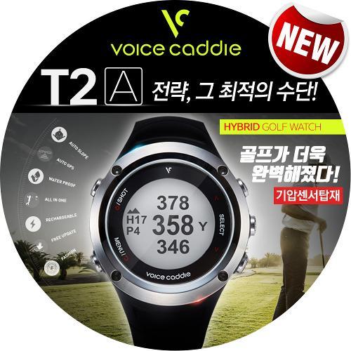 ★골프존 단독 찬스!!!★보이스캐디 T2A 시계형 골프 거리측정기/오토슬로프