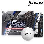 스릭슨 AD333 TOUR 골프공 3피스 화이트볼 골프용품 필드용품 에이디333투어 Srixon
