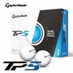 테일러메이드 정품 2018년 TP5 골프공 (5피스/12알)