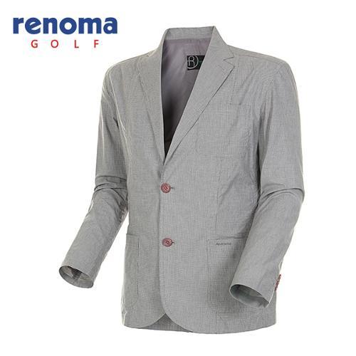 [레노마골프]남성 싱글 투버튼 코튼 자켓 RAJK01511-LG