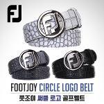 [2018년신제품]FOOTJOY 풋조이 아쿠시넷정품 FJ CIRCLE LOGO FJ 서클로고 벨트(69378/69379/69380)