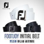 [2018년신제품]FOOTJOY 풋조이 아쿠시넷정품 FJ INITIAL FJ 이니셜 벨트(69373/69374/69375)