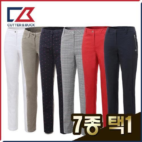 커터앤벅 여성 한국/이태리 생산 간절기 가을 골프바지/치마 7종 택1