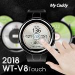 [2018년신제품]마이캐디 WT V8 터치 풀칼라 스윙모션 GPS 거리측정기[스윙분석최초탑제]