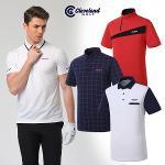 [클리브랜드골프] 스타일리쉬/다양한 디자인/남성 반팔 골프티셔츠/BEST 9종택1/골프웨어_CG237446