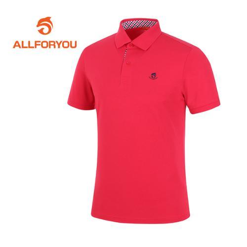 [올포유]남성 체크패치 반팔 티셔츠 AMTPE2102-500
