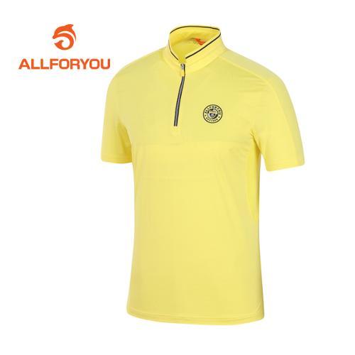 [올포유]남성 차이나 카라 반팔 티셔츠 AMTYE2123-203