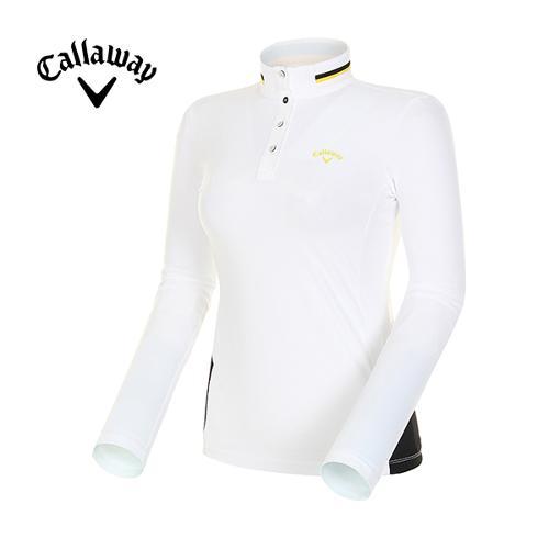 18SS 여성 소프트터치 스포티 티셔츠 CWTHH5105-100