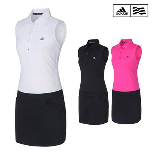아디다스 여성 클라이마칠 드레스 BC2923 BC2924 BC2925 골프웨어 필드웨어 골프의류 필드의류 ADIDAS GOLF