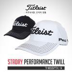 [2018년신제품]타이틀리스트 아쿠시넷코리아정품 StaDry Performance Twill 스타드라이 퍼포먼스 트윌캡 골프캡모자(TH8SSPTK-9)