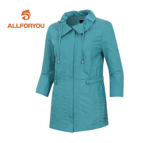 [올포유]여성 셔링카라 자켓 AWFRF6354-830