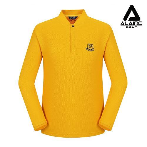 [알레어 골프] 남성 솔리드 자수 티셔츠(AMB3TT205-MS)