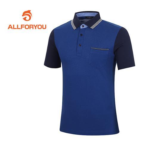 [올포유]남성 코튼 폴리 포인트 티셔츠 AMTPF2151-906