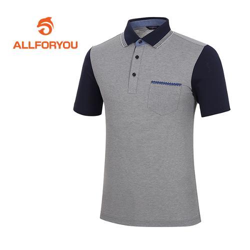 [올포유]남성 코튼 폴리 포인트 티셔츠 AMTPF2151-190