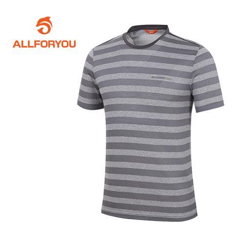 [올포유]남성 도트 믹스 스트라이프 티셔츠 AMTRF2131-190