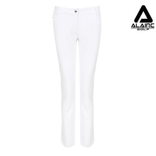 [알레어 골프] 여성 포켓 배색 심플 팬츠(AFB3PT101-WH)