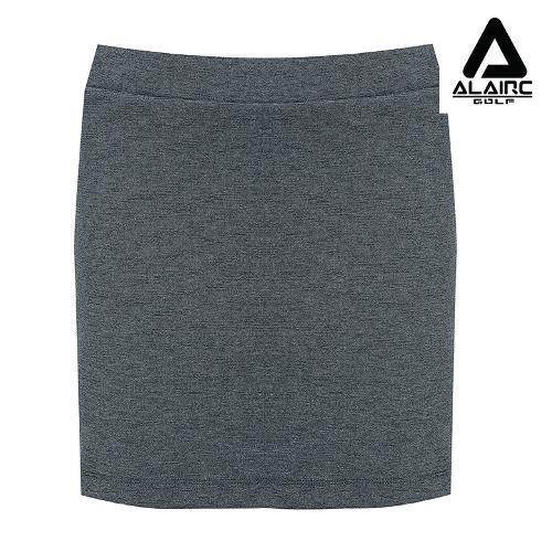 [알레어 골프] 여성 솔리드 밴딩 스커트(AFB3PR601-CGR)