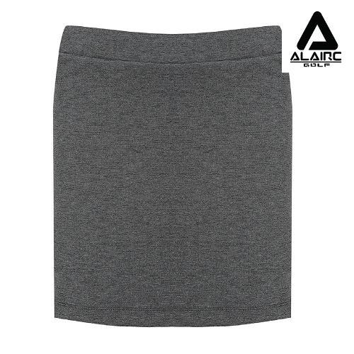 [알레어 골프] 여성 솔리드 밴딩 스커트(AFB3PR601-MGR)