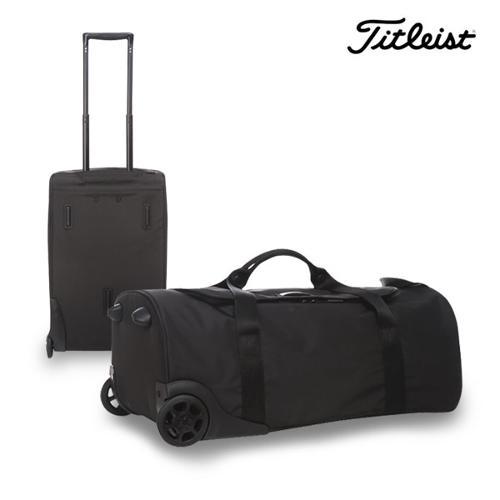 타이틀리스트정품 2018년 휠 더플백 보스턴백/여행가방/캐리어 (TA8CLWDFL-0)