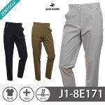[JEAN PIERRE] 쟌피엘 체크버튼 팬츠 Model No_J1-8E171