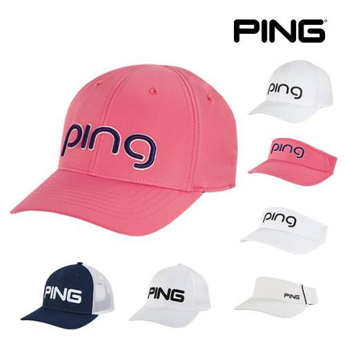 삼양정품 2018 Ping CAP/VISOR 핑 남녀 골프모자 7종