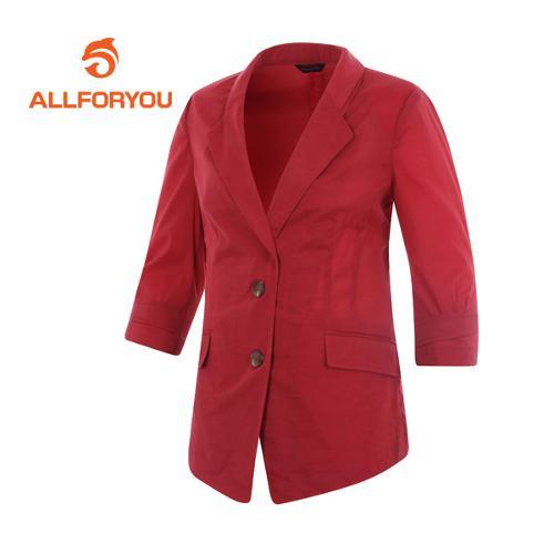 [올포유]여성 사방스판 자켓 AWKKD6460-500