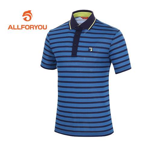 [올포유]남성 스트라이프 포인트 티셔츠 AMTPD2106-906