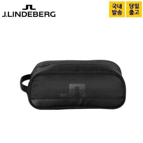 제이린드버그 2018 SS 신상 골프 슈백 Golf Shoe Bag -Black
