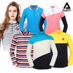 [알레어 골프] 봄 라운딩! 남여 긴팔티셔츠 17종 균일가전!