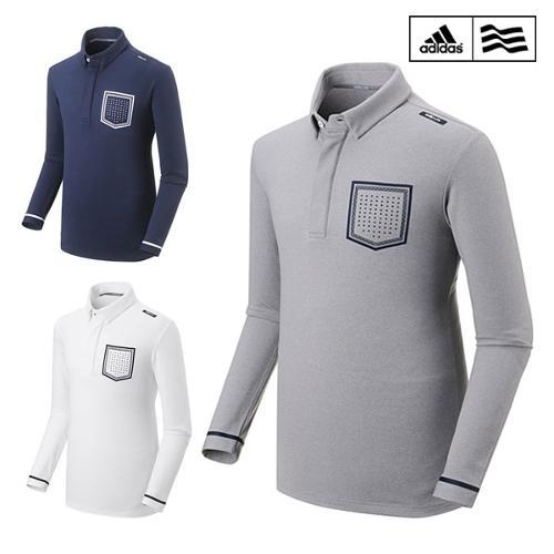 아디다스 ADIDAS 남성 클라이마라이트 LS 폴로 티셔츠 BC7042 BC7045 골프웨어 골프의류 골프용품