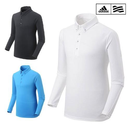 아디다스 ADIDAS 남성 클라이마라이트 LS 폴로 티셔츠 BC7058 BC7060 골프웨어 골프의류
