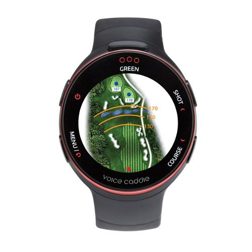 보이스캐디 T4G 시계형 골프거리측정기