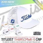(18 NEW) 타이틀리스트 TH8ASCMWK-9 투어스냅백 메시 골프모자