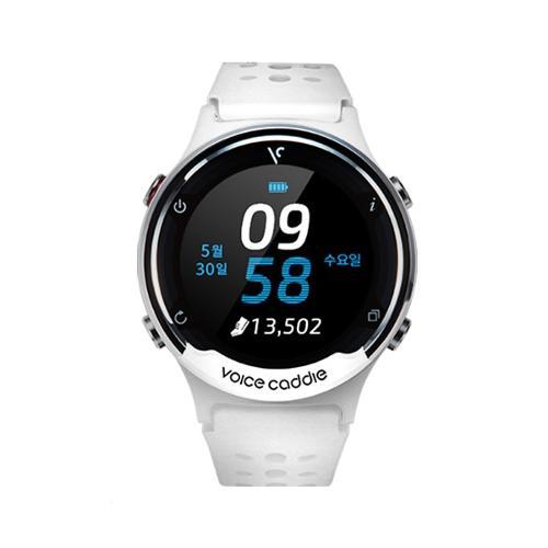 보이스캐디 T5 화이트 시계형 골프거리측정기 + 10%선할인적립금증정