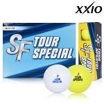 2018 젝시오 SF 투어 스페셜 골프공 12알 2피스 XXIO 골프볼 화이트볼 옐로우볼 골프용품 필드용품