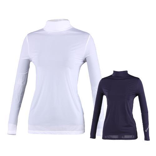 아인스골프 여성용 쿨 냉감 이너웨어 목폴라 ES8S301