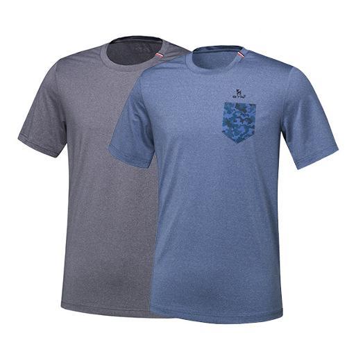 BTR 포켓 라운드 티셔츠 에스토(남) BOT0495M