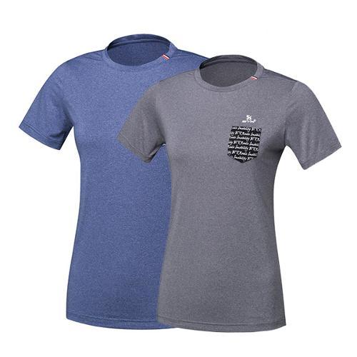 BTR 포켓 라운드 티셔츠 에스토(여) BOT0495W