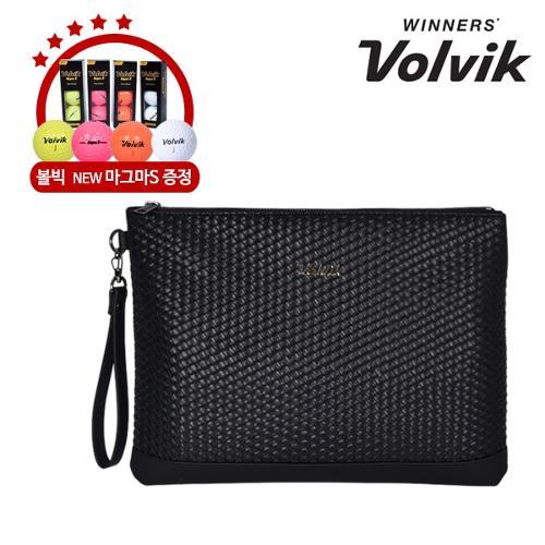볼빅 VAHP 클러치백 남녀공용 파우치 골프백 골프가방 골프용품 필드용품 VOLVIK Clutch Bag Pouch