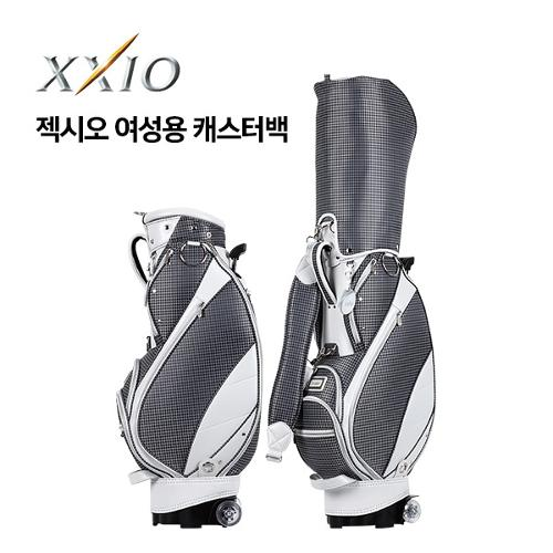 [젝시오] 2018 여성용 캐스터백 모델 캐디백 GGC-X084W