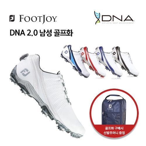 [풋조이] 아쿠쉬네트 정품 DNA 2.0 보아 남성 골프화 53392, 53308, 53394, 53386, 53321 XW