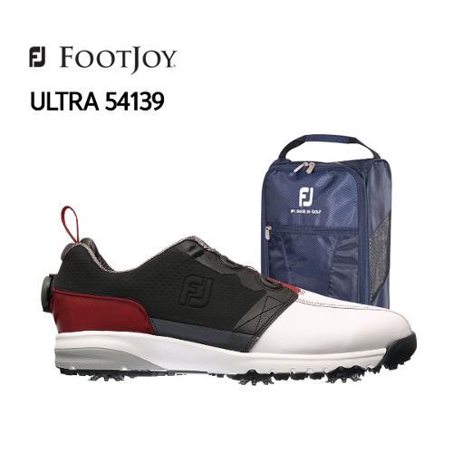 [풋조이] 아쿠쉬네트 정품 2017 ULTRA FIT 54139 남성 골프화 [FJ 정품 신발주머니 증정]