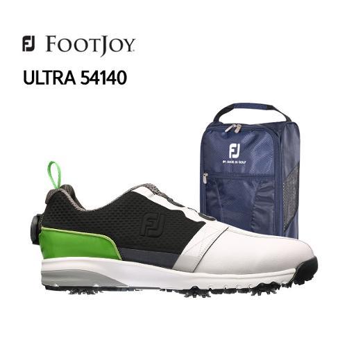 [풋조이] 아쿠쉬네트 정품 2017 ULTRA FIT 54140 남성 골프화 [FJ 정품 신발주머니 증정]
