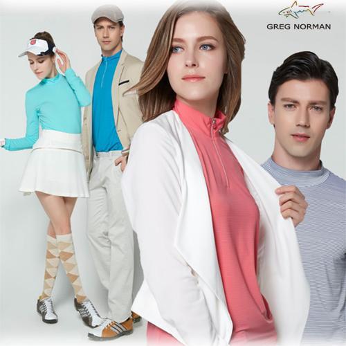 (무료배송)그렉노먼 홈쇼핑히트 남여 냉감티셔츠 이너 골프웨어