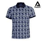 [알레어 골프] 남성 카모플라쥬 티셔츠(AMB2TT268-NY)