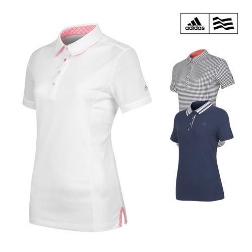 아디다스 골프 SS 여성 반팔 폴로 셔츠 CI7925 CI7926 CI7927 골프웨어 필드웨어 골프의류 필드의류