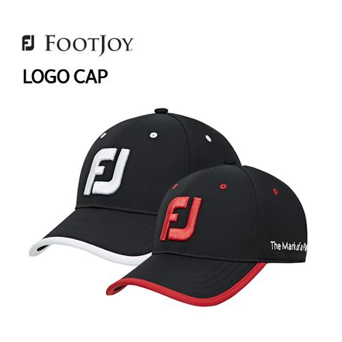 [풋조이] 아쿠쉬네트코리아 정품 LOGO CAP 로고캡 FJHW1601