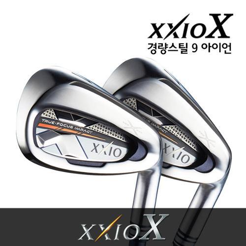 던롭코리아정품 XXIO X 젝시오10 스틸 9아이언 (4-9,P,A,S/남성 아시안스펙)