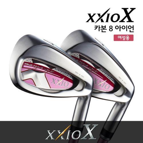 던롭코리아정품 XXIO X 젝시오10 여성 8아이언 (5-9,P,A,S 아시안스펙)